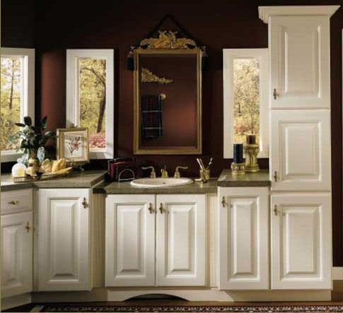 Bathroom vanities kitchen cabinet value for Kitchen and bathroom cabinets
