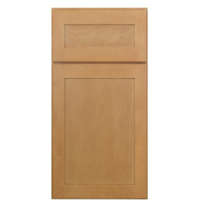 Shaker Natural Kitchen Cabinet Door