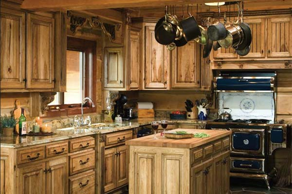 French country kitchen cabinet ideas interior home for Country kitchen cabinets