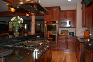 Cherry Kitchen Cabinet