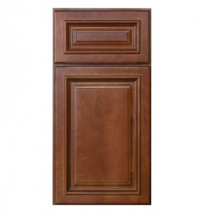 Glazed Cherry Kitchen Cabinet Door