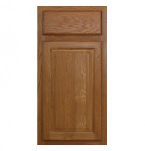 Caramel Oak Kitchen Cabinet Door