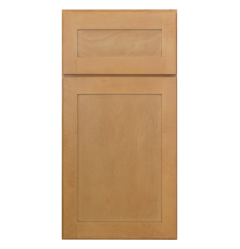 flat panel cabinet door styles. Shaker Natural Kitchen Cabinet Door Flat Panel Styles