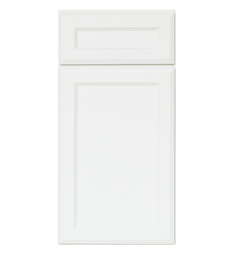 Shaker White Kitchen Cabinet Doors