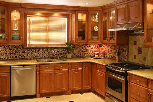 Custom kitchen cabinetry kitchen cabinet value for Kitchen design 43055