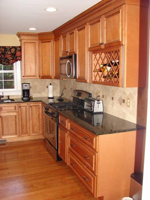 glazed maple kitchen cabinets | Kitchen Cabinet Value
