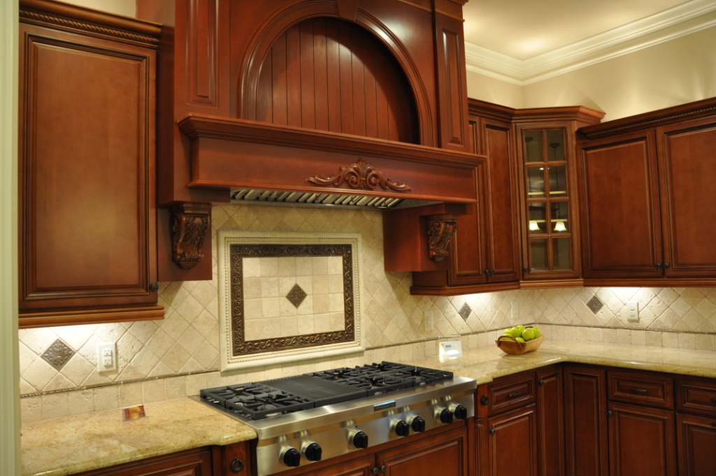 cherry kitchen cabinets | Kitchen Cabinet Value